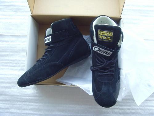 Ботинки CHRONA (FIA) цвет чёрный размер 45 ЦЕНА 5200